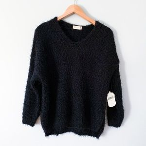 NWT Altar'd State Black Sweater